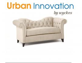 Ginger Custom Sofa By Urban Innovation