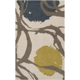 Harlequin Rug HQL8003 Contemporary 5' x 8'