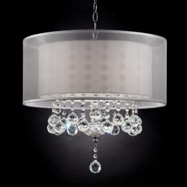 Lila Ceiling Lamp by Furniture of America L9149H Pendant Light