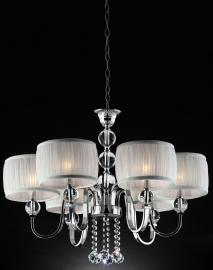 Chloe by Furniture of America L95139H Chandelier
