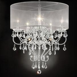 Rigel Ceiling Lamp by Furniture of America L9720H Pendant Lighting