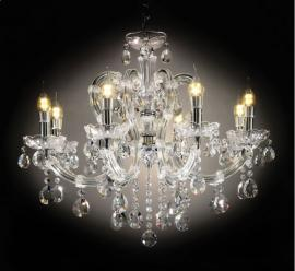 Mirzam by Furniture of America L9723H Chandelier