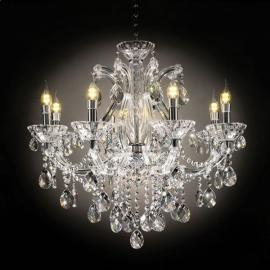 Mizar by Furniture of America L9724H Chandelier