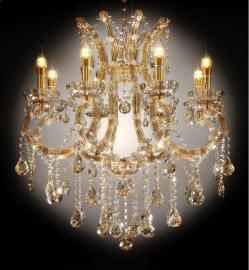 Muphrid by Furniture of America L9725H Chandelier