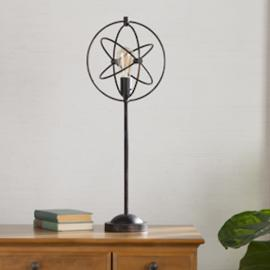 LT1865 Burnaby By Southern Enterprises Orb Table Lamp
