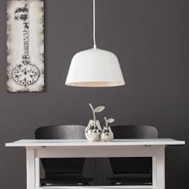 LT1903 Galindo By Southern Enterprises Pendant Light - Contemporary Style - White