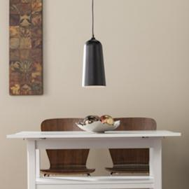 LT1906 Endsley By Southern Enterprises Pendant Light - Contemporary Style - Black