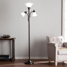 LT4142 Orson By Southern Enterprises Floor Lamp