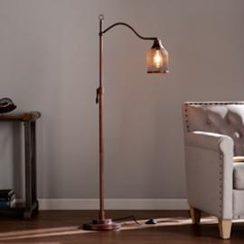 LT5112 Rigby By Southern Enterprises Floor Lamp