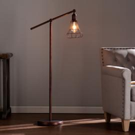 LT5142 Trayden By Southern Enterprises Floor Lamp