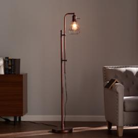LT5152 Tylan By Southern Enterprises Floor Lamp
