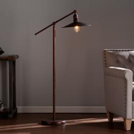LT5172 Vikram By Southern Enterprises Floor Lamp