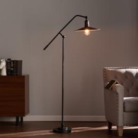 LT5192 Victor By Southern Enterprises Floor Lamp