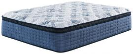 "Ashley Mt Dana Euro Top M62321 16.5"" Gel Memory Foam Top Innerspring Mattress Full Bed In A Box"