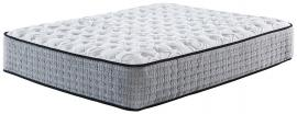 "Ashley Mt Rogers Ltd Firm M63031 13.5""  Innerspring Mattress Queen Bed In A Box"