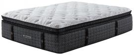 "Ashley Loft & Maddison Plush M66841 17.5""  Innerspring Mattress King Bed In A Box"