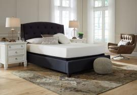 "Ashley Chime M69921 10""  Memory Foam Mattress Full Bed In A Box"