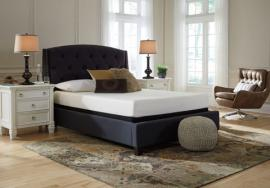 "Ashley Chime M72631 8""  Memory Foam Mattress Queen Bed In A Box"