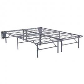 Ashley Furniture Better Than A Boxspring Foundation M91X42 King Metal Foundation
