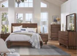 Ocean by Modus Platform Bedroom Set