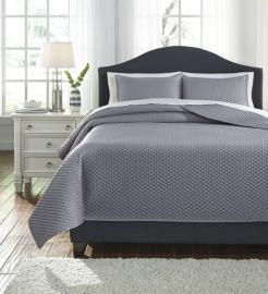 Dietrick Q256023 by Ashley 3 pc. Bedding Set