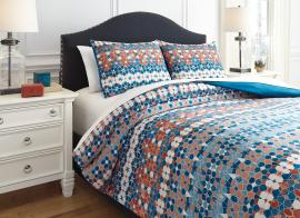 Jackalyn Q347003 by Ashley 3 pc Comforter Set