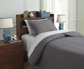Raleda Gray Q49800 by Ashley Bedding Set