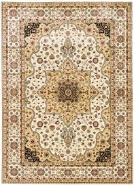 Atlay RG5172 Ivory Traditional Area Rug 5' x 8'