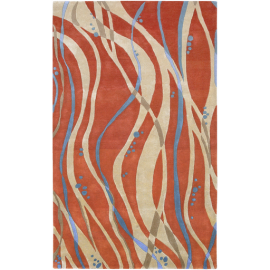 Studio Rug SR109 Contemporary 5' x 8'
