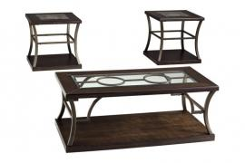 Lamink Collection T095-13 Coffee Table Set