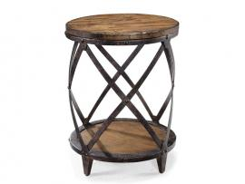 Pinebrook by Magnussen T1755-35 Round End Table
