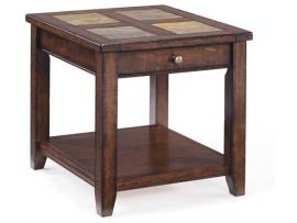 Allister by Magnussen T1810-03 End Table
