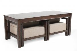 Cavelle Magnussen Collection T2357-43 Coffee Table