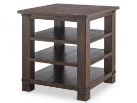 Pine Hill by Magnussen Collection T3561-01 Square End Table