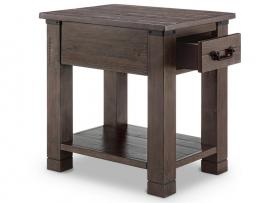 Pine Hill by Magnussen Collection T3561-03 End Table