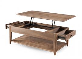Baytowne Magnussen Collection T3749 Lift-Top Coffee Table Set