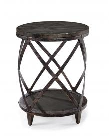 Milford Magnussen Collection T4044 Chairside Table