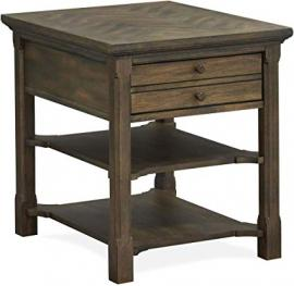 Jefferson Market by Magnussen Collection T4381-03 End Table